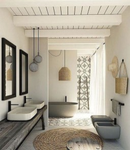 Majestic Bathroom Decoration to Perfect Your Dream Bathroom 31