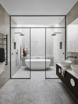 Majestic Bathroom Decoration to Perfect Your Dream Bathroom 36