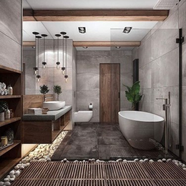 Majestic Bathroom Decoration to Perfect Your Dream Bathroom 59