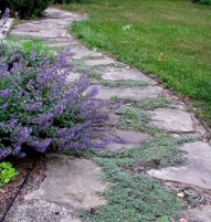 Mesmerizing Side Yard Landscaping Design Ideas to Perfect Your Garden Design 62