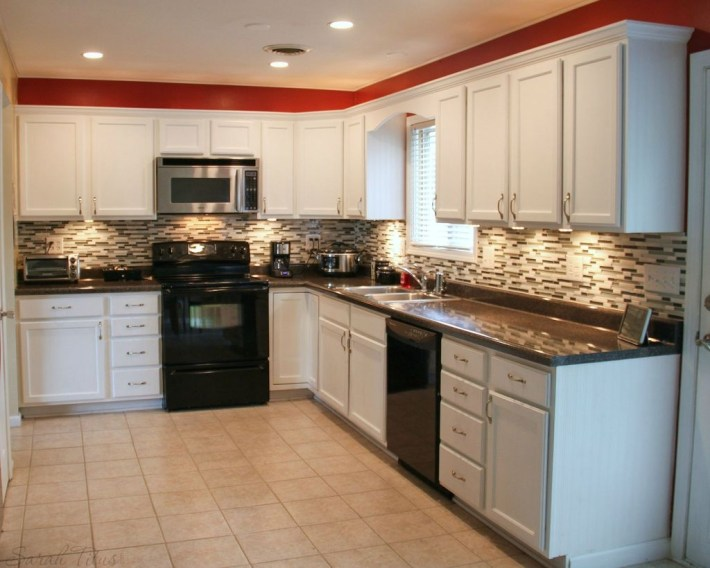 Most Amazing Kitchen Cabinet Makeover Design and Project 09