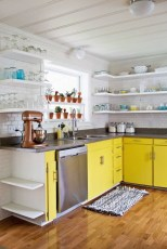 Most Amazing Kitchen Cabinet Makeover Design and Project 15
