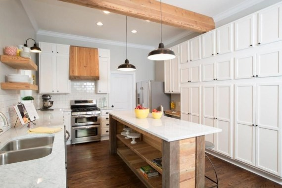 Most Amazing Kitchen Cabinet Makeover Design and Project 16