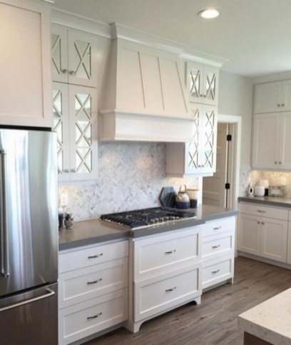 Most Amazing Kitchen Cabinet Makeover Design and Project 23