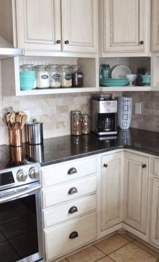 Most Amazing Kitchen Cabinet Makeover Design and Project 41