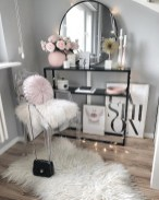 Most Comfortable Makeup Room with Mirror Decoration for Women 04