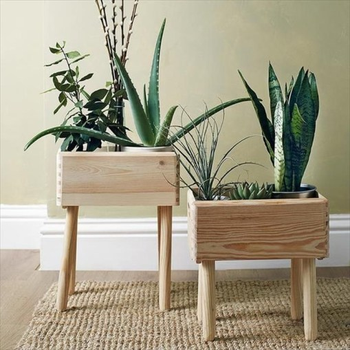 Superb DIY Wood Furniture for Your Small House and Cost-efficiency 02