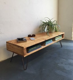 Superb DIY Wood Furniture for Your Small House and Cost-efficiency 22