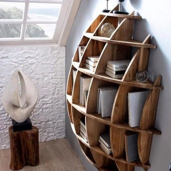 Superb DIY Wood Furniture for Your Small House and Cost-efficiency 27