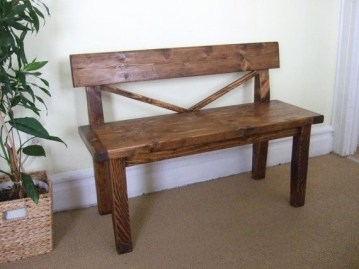 Superb DIY Wood Furniture for Your Small House and Cost-efficiency 34