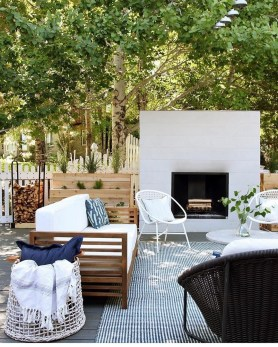 Unique Paver Terrace Design That Will Enhance Your Home Luxury Feel 20