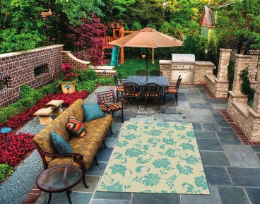 Unique Paver Terrace Design That Will Enhance Your Home Luxury Feel 28