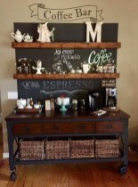 Best Coffee Bar Decorating Ideas for Your That Like a Coffee 01
