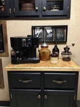 Best Coffee Bar Decorating Ideas for Your That Like a Coffee 09
