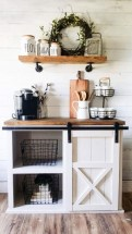 Best Coffee Bar Decorating Ideas for Your That Like a Coffee 10