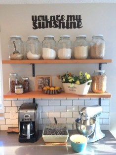 Best Coffee Bar Decorating Ideas for Your That Like a Coffee 61