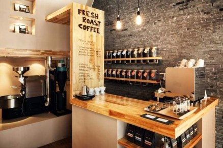 Best Coffee Bar Decorating Ideas for Your That Like a Coffee 68