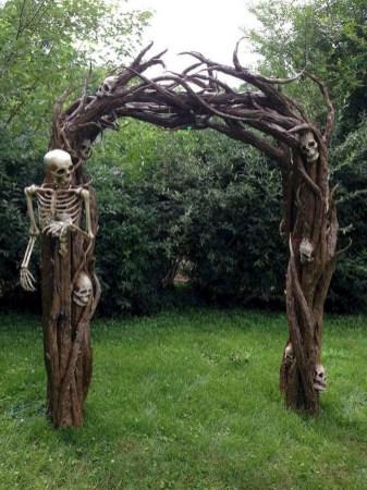 Best DIY Halloween Decorations To Perfect Your Outdoor Design 06