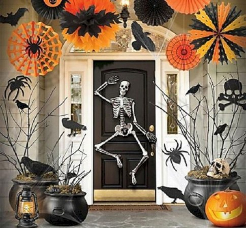Best DIY Halloween Decorations To Perfect Your Outdoor Design 08