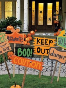 Best DIY Halloween Decorations To Perfect Your Outdoor Design 36