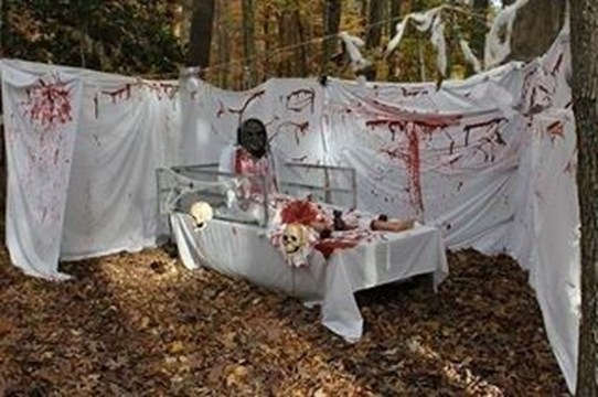 Best DIY Halloween Decorations To Perfect Your Outdoor Design 45