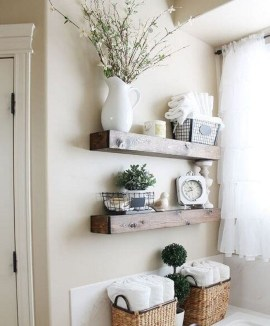Cozy Fall Bathroom Decorating Ideasl 02