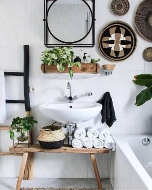 Cozy Fall Bathroom Decorating Ideasl 08