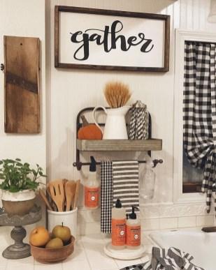 Cozy Fall Bathroom Decorating Ideasl 26