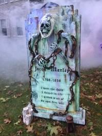 Creepy Halloween Coffin Decorations 13