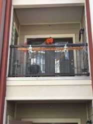 Gorgeous Halloween Ideas for Apartment Balcony This year 25