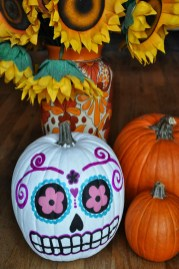 Gorgeous Pumpkin Decorating Ideas 20