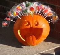 Gorgeous Pumpkin Decorating Ideas 24