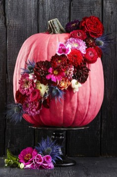 Gorgeous Pumpkin Decorating Ideas 26