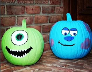 Gorgeous Pumpkin Decorating Ideas 31