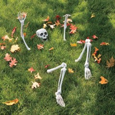 Most Amazing DIY Halloween Decoration Ideas to Make Your Outdoor Decoration More Perfect 10