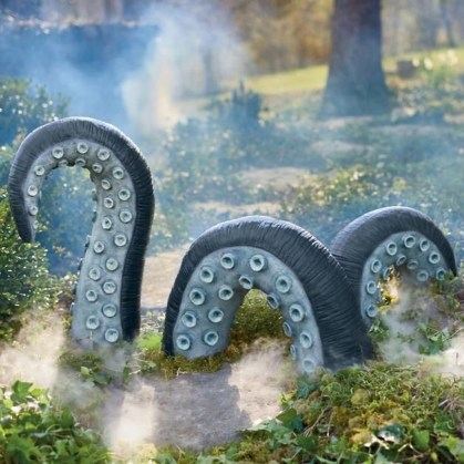 Most Amazing DIY Halloween Decoration Ideas to Make Your Outdoor Decoration More Perfect 15