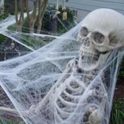 Most Amazing DIY Halloween Decoration Ideas to Make Your Outdoor Decoration More Perfect 16