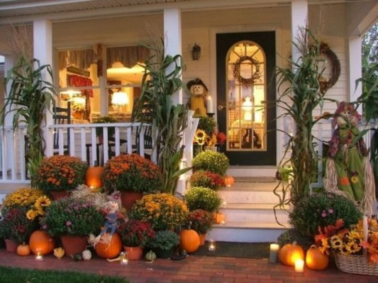 Most Beautiful Fall Decorating Ideas That Will Make More Perfect Home In This Fall 16