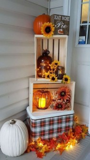 Most Beautiful Fall Decorating Ideas That Will Make More Perfect Home In This Fall 29