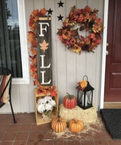 Most Beautiful Fall Decorating Ideas That Will Make More Perfect Home In This Fall 39