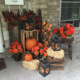 Most Beautiful Fall Decorating Ideas That Will Make More Perfect Home In This Fall 45