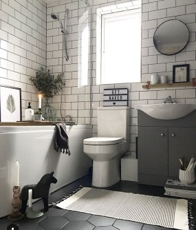 Small And Efficient Bathroom Renovation 13