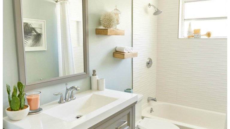 38 Small And Efficient Bathroom Renovation