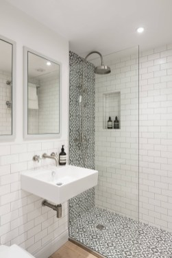 Small And Efficient Bathroom Renovation 35