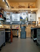 Smart and Comfortable Garage Organization for Your Small Room 14