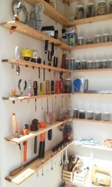 Smart and Comfortable Garage Organization for Your Small Room 30