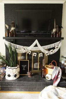 The Best Halloween Fireplace Decoration This Year 28
