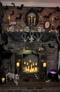 The Best Halloween Fireplace Decoration This Year 29