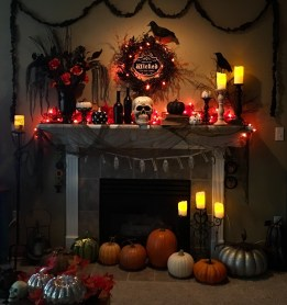 The Best Halloween Fireplace Decoration This Year 40