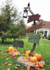 The Most Creepy Halloween Garden Decoration in Years 40